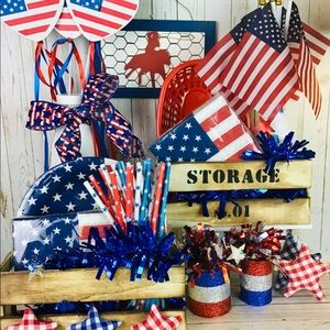 Patriotic Decors and Supplies